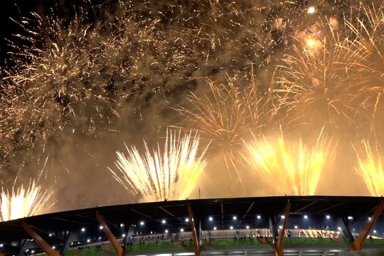 Tiket gratis, penutupan SEA Games 2019 Filipina makin meriah