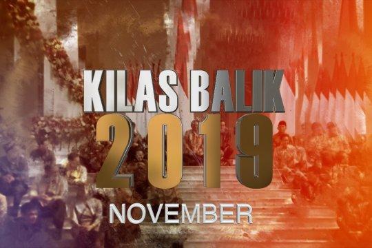 KILAS BALIK 2019 - November: Aksi terorisme di Medan hingga kelezatan Indomie yang mendunia