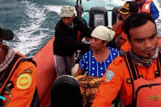 Seluruh korban longboat terbalik di Perairan Morotai ditemukan