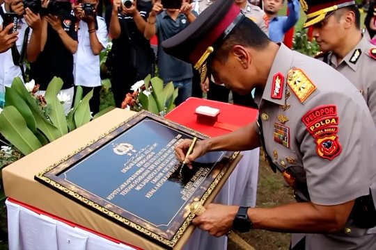 Status Polres Cirebon naik jadi Polresta Cirebon