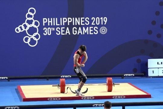 Rahmat Erwin Abdullah gantikan ayahnya raih medali emas