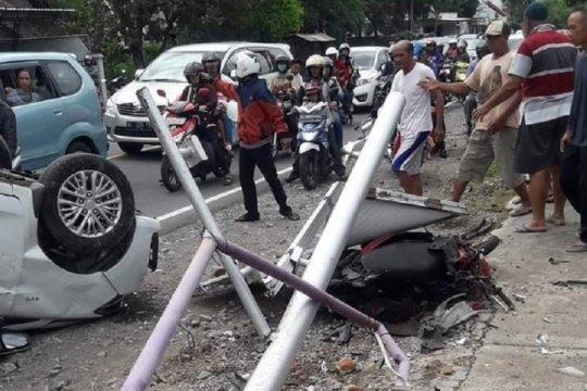 Polisi Blitar tangani kecelakaan satu meninggal