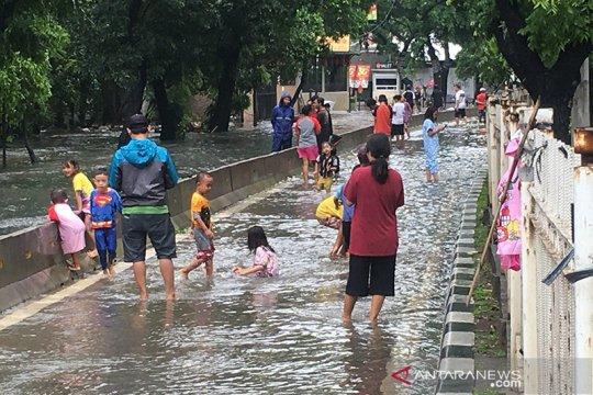 Jalan Pos Pengumben jadi destinasi wisata air
