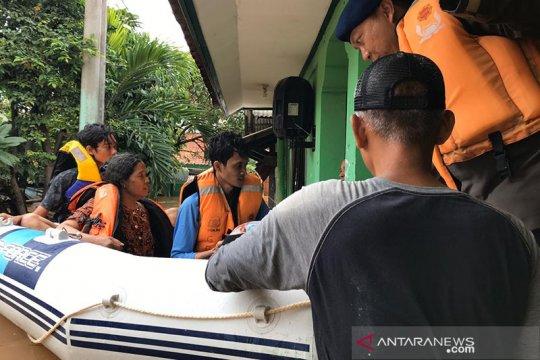 255 warga Kelurahan Bangka masih bertahan di pengungsian