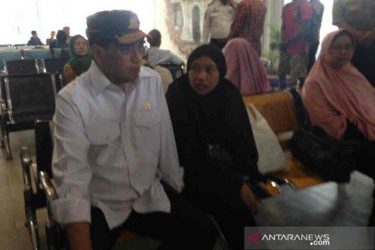 Menhub cek Terminal Harjamukti Cirebon pastikan kenyamanan penumpang