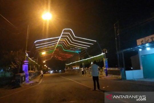 Polres berlakukan bebas kendaraan bermotor pada malam tahun baru