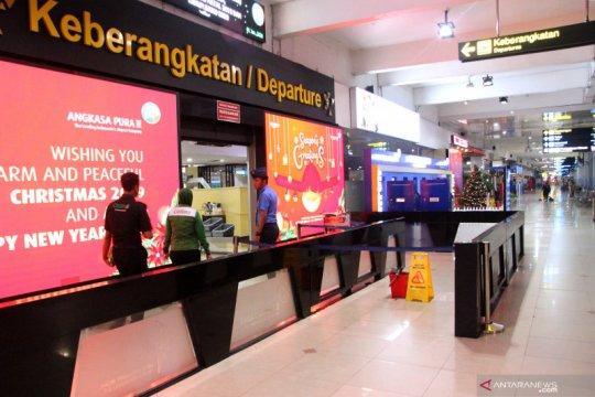 Pengalihan penerbangan di Bandara Halim Perdanakusuma akibat banjir