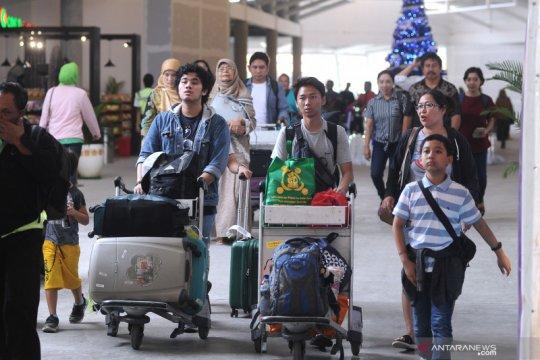 Bandara Ngurah Rai layani 175 juta penumpang selama 2010-2019