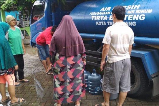 Suplay terganggu, PDAM TB siapkan bantuan air bersih korban banjir