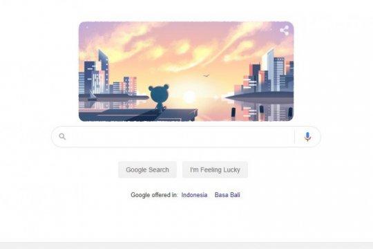 """Tahun Baru, Google Doodle kembali tampilkan si """"Froggy"""", siapa dia?"""