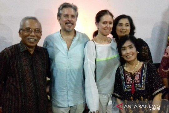 ISI Denpasar datangkan sutradara Julie Taymor beri kuliah umum
