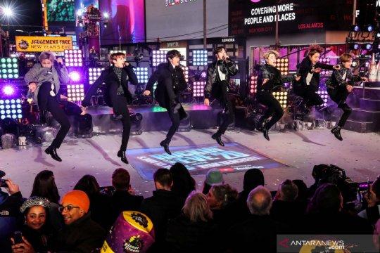 BTS akan rilis album baru pada 21 Februari