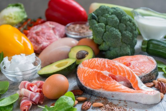 Diet tepat untuk capai resolusi bentuk tubuh ideal