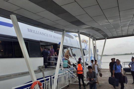 Seorang wisman rata-rata habiskan Rp7,6 juta per kunjungan ke Batam