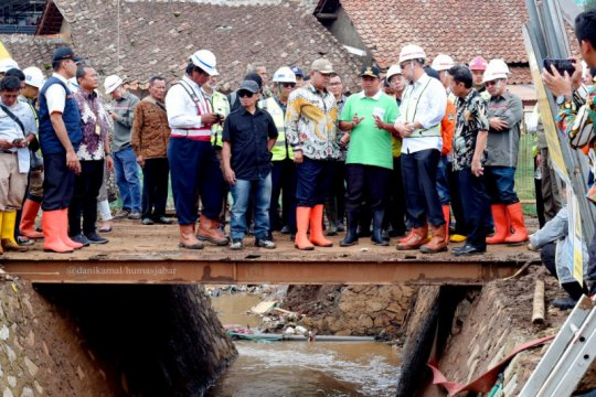 Wagub Jabar: Soal banjir Kab Bandung Barat jangan saling menyalahkan