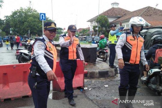 Sudin Perhubungan Jakarta Selatan tutup enam ruas jalan