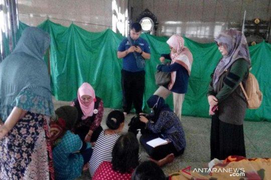 Pengungsi korban banjir di Cipinang Melayu terserang ISPA