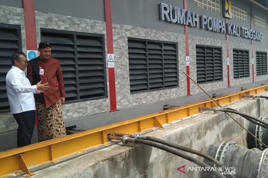 Jawa Tengah siap bantu penanganan dampak banjir Jakarta