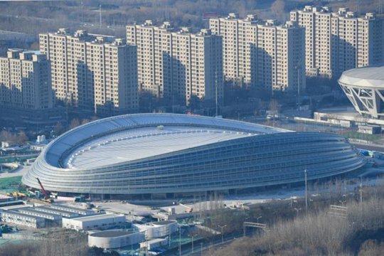 China selesaikan pembangunan Olimpiade Musim Dingin 2022 pada Oktober