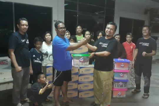 Yayasan Baitul Maal BRI salurkan bantuan korban banjir Jakarta