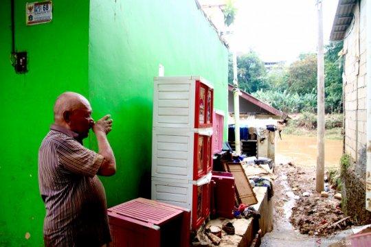 Korban banjir di Pejaten Timur butuh air bersih