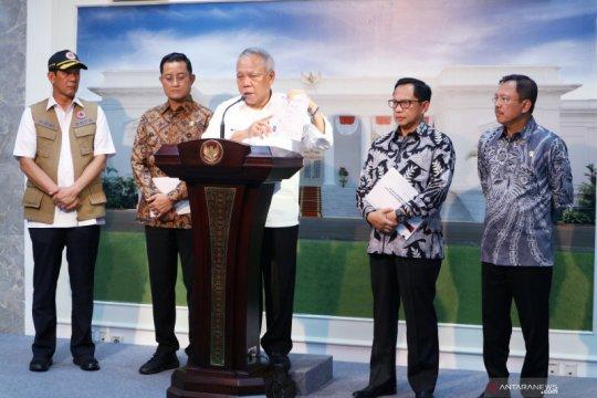 Menteri PUPR: Sodetan Ciliwung signifikan kurangi debit air