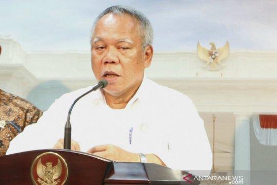 Presiden perintahkan lanjutkan pembangunan pencegah banjir DKI Jakarta