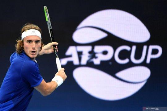 Hari pertama ATP Cup, Kanada dan Belgia sapu bersih kemenangan