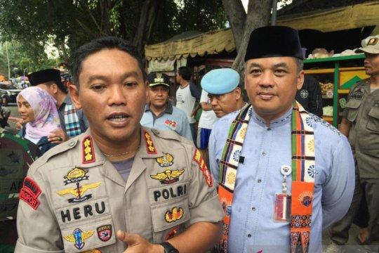 Polres Jakpus siapkan pengamanan aksi protes banjir