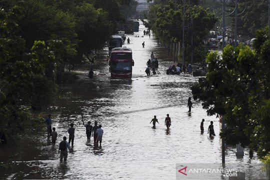 Jakbar bangun 12 drainase vertikal di Jelambar untuk antisipasi banjir