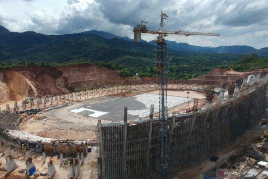 Pembangunan Stadion Utama Sumatera Barat