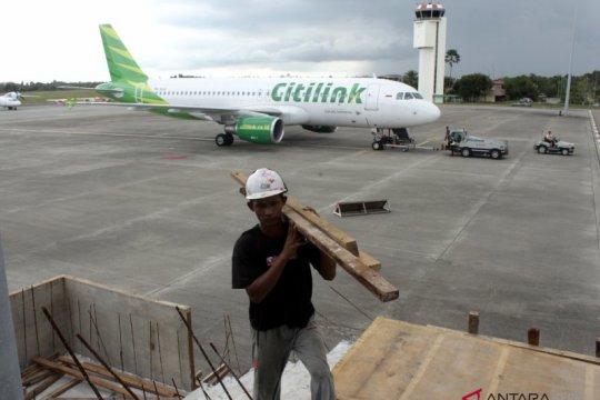 Bandara Hang Nadim kembali beroperasi normal