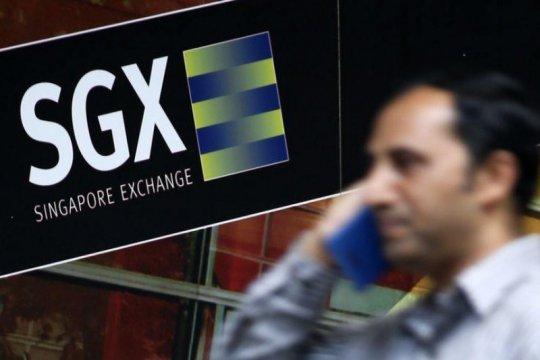 Saham Singapura ditutup rugi, Indeks Straits Times turun 0,11 persen