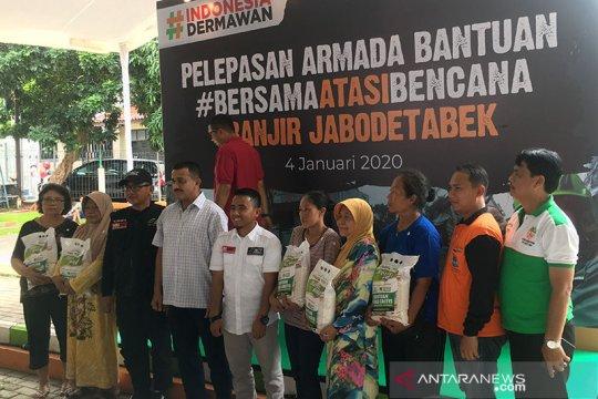 Wali Kota M Anwar apresiasi ACT tangani banjir di Jakarta Timur