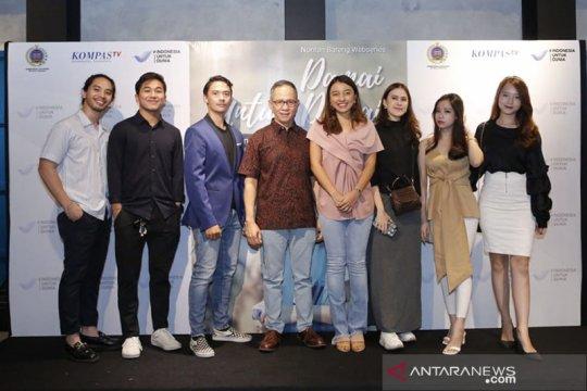 Nobar kisah kehidupan diplomat muda Indonesia digelar