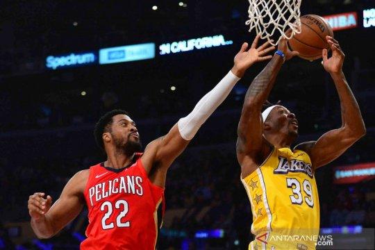 Pemain Lakers Howard berduka, ibu dari putranya meninggal