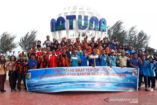 Nota protes tunjukkan Indonesia tolak klaim China atas perairan Natuna