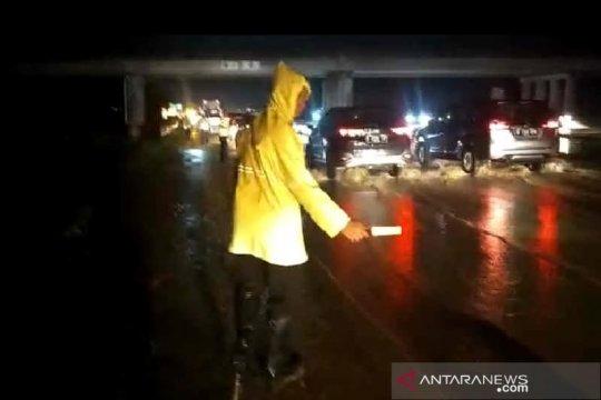 Banjir Tol Cipali disebabkan karena galian C, sebut Menhub