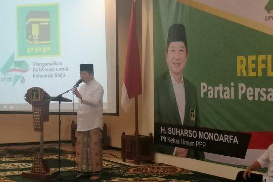 Suharso harapkan kader PPP kerja keras jelang Pemilu 2024