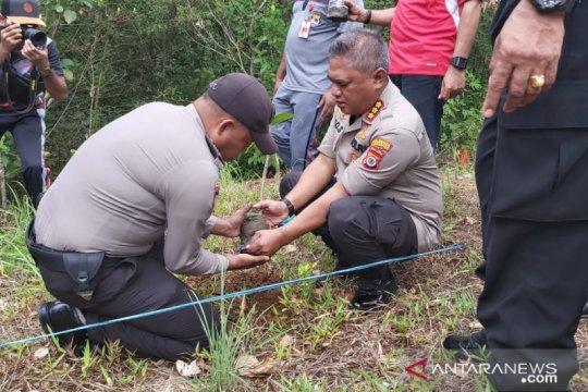 Polresta Pulau Ambon laksanakan program Polri Peduli Penghijauan