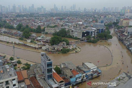 Kementerian PUPR bentuk tim reaksi cepat banjir Jabodetabek