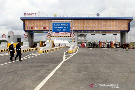 Tol Balikpapan-Samarinda diberlakukan tarif mulai 6 Januari