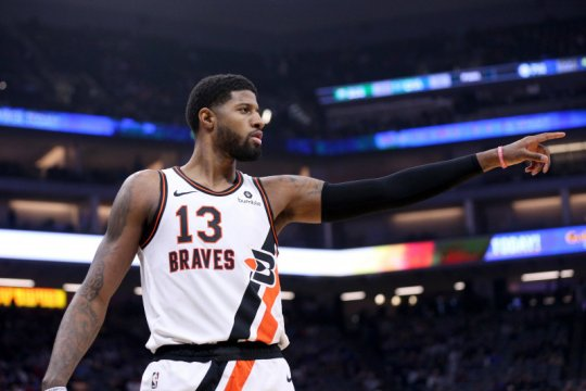 Paul George absen bela Clippers hadapi Grizzlies