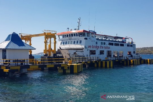 ASDP Kupang kerahkan tiga kapal ke Rote Ndao angkut arus balik