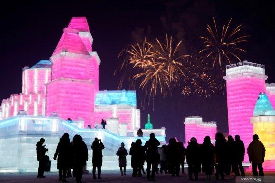 Festival es dan salju internasional Harbin