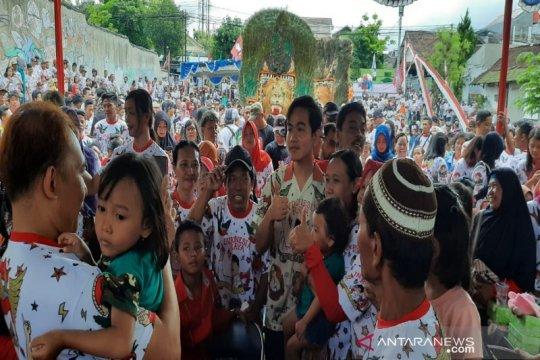 Gibran bantah dinasti politik pada Pilkada Surakarta
