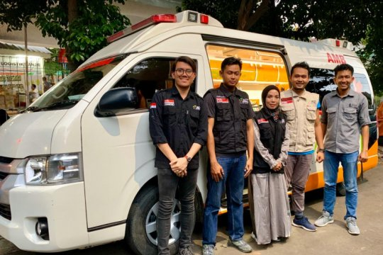 Relawan medis Aceh bantu korban banjir Jabodetabek