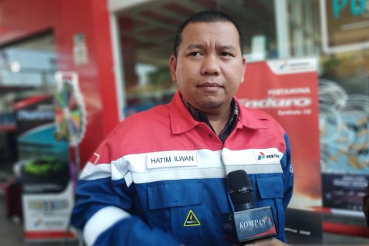 Harga BBM nonsubsidi di Sulawesi turun