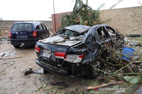 30 tewas dalam serangan di akademi militer Libya