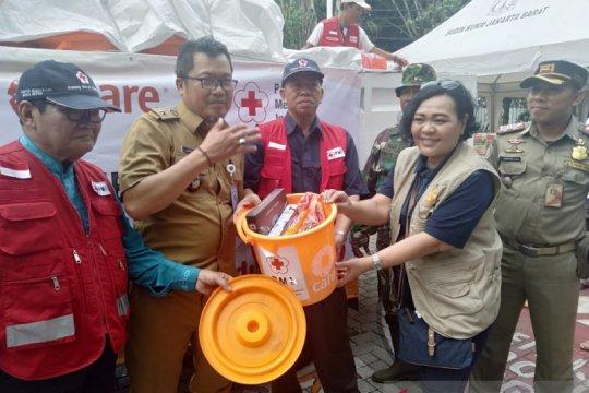 PMI-Care Indonesia distribusikan hygiene kit untuk korban banjir